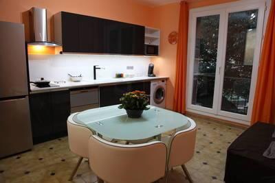 Location meubl�e appartement 2pi�ces 47m� Aix-En-Provence (13) - 950€