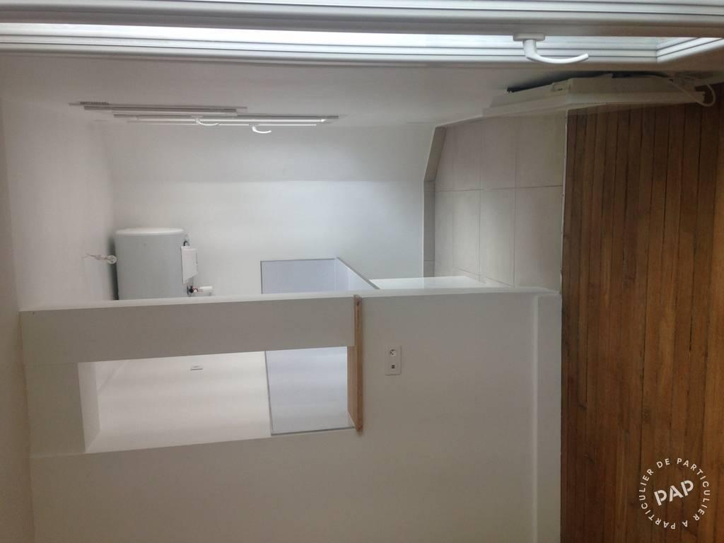 Location studio 24 m paris 18e 24 m 840 de for Location appart meuble paris