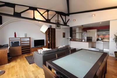 Location meubl�e loft, atelier 105m� Pantin (93500) - 1.880€