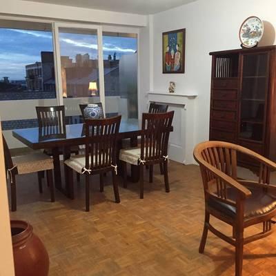 Location meublée appartement 3pièces 70m² Paris 20E - 1.800€