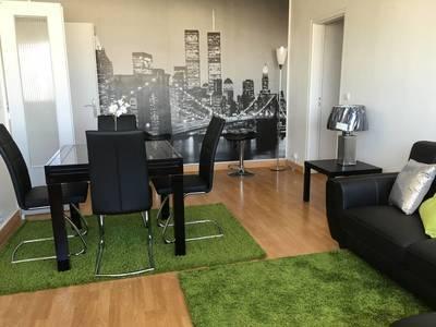 Location meubl�e appartement 3pi�ces 64m� La Garenne-Colombes (92250) - 1.650€
