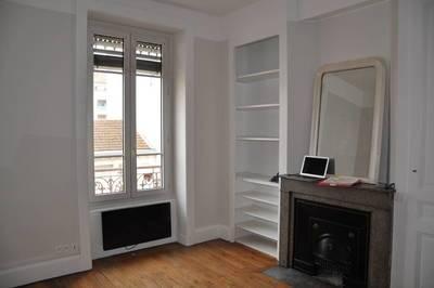 Location appartement 2pièces 42m² Lyon 6E - 640€