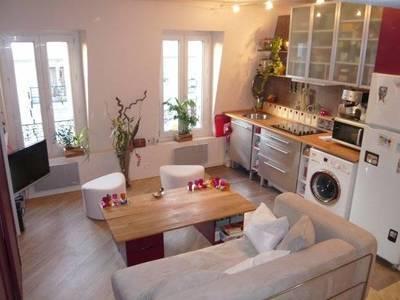 Location meubl�e appartement 2pi�ces 36m� Asnieres-Sur-Seine (92600) - 950€