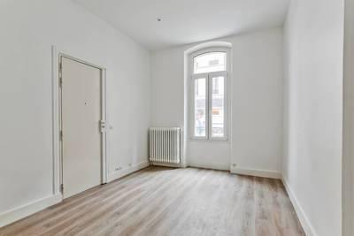 Location meublée studio 18m² Levallois-Perret (92300) - 870€