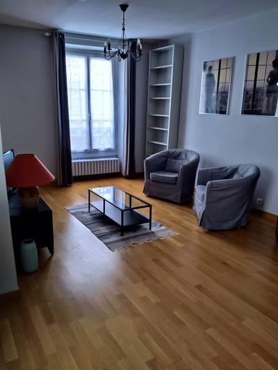 Location meublée appartement 2pièces 40m² Paris 7E - 1.595€