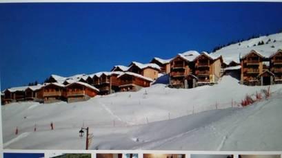 Vente appartement 3pièces 35m² Valmeinier (73450) - 108.000€