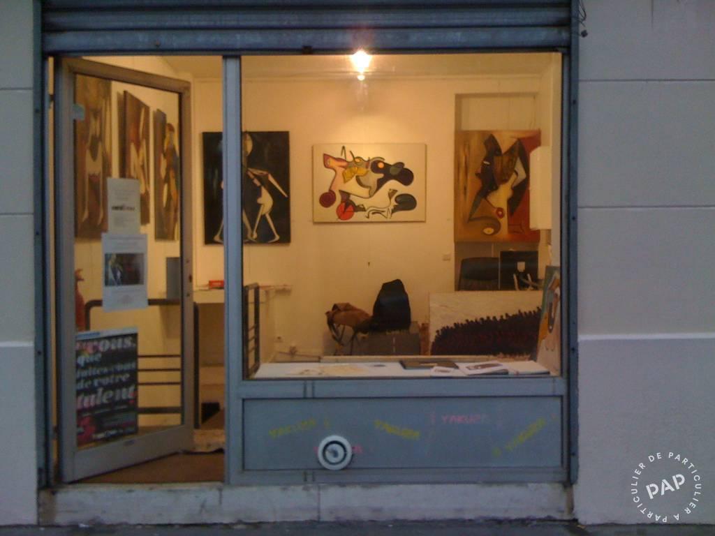 Local d'activité Paris 20E 810€