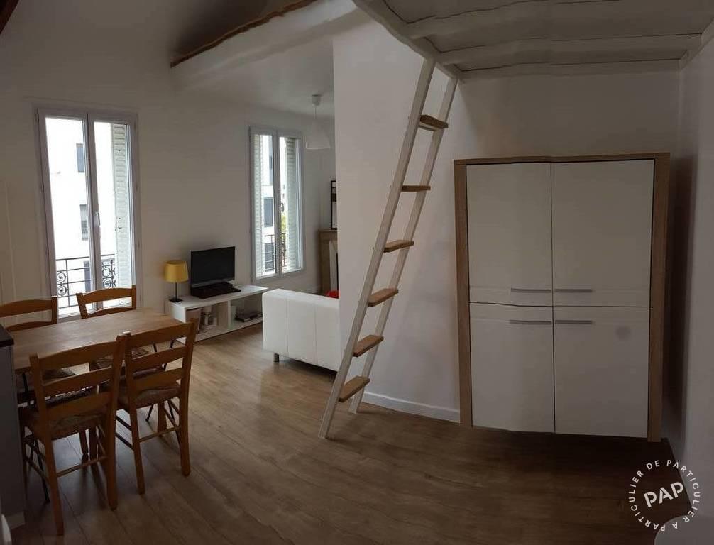 Location meublée appartement 3 pièces 44 m² Boulogne-Billancourt ...