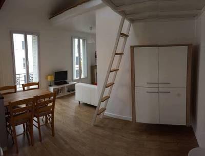 Location meublée appartement 3pièces 44m² Boulogne-Billancourt (92100) - 1.590€
