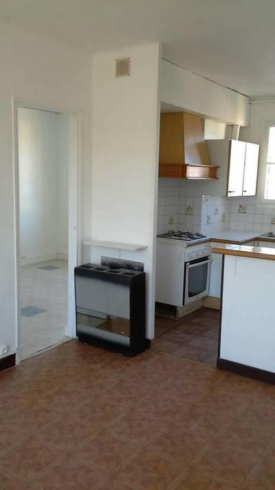 Location appartement 3pièces 54m² Marseille 14E - 650€
