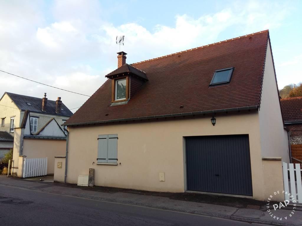 Location maison 5 pièces Ivry-la-Bataille (27540)