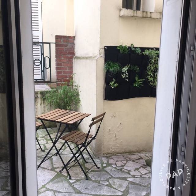 Location Appartement Paris 5E 20 m² 890 €