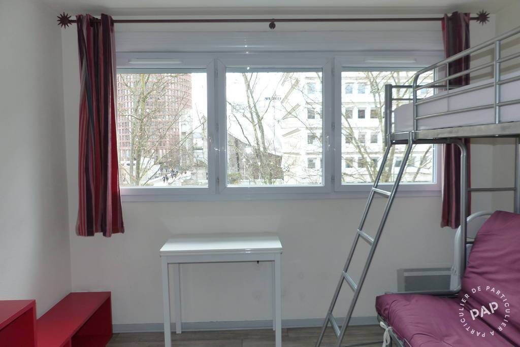 Location Appartement studio Lyon 3e