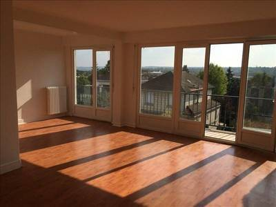 Location appartement 4pièces 96m² Saint-Cloud (92210) - 2.680€