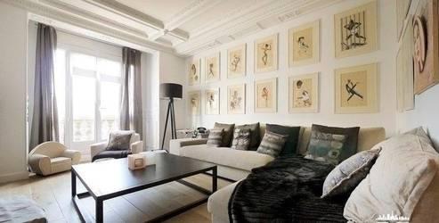 Location appartement 4pièces 85m² Paris 17E - 3.200€