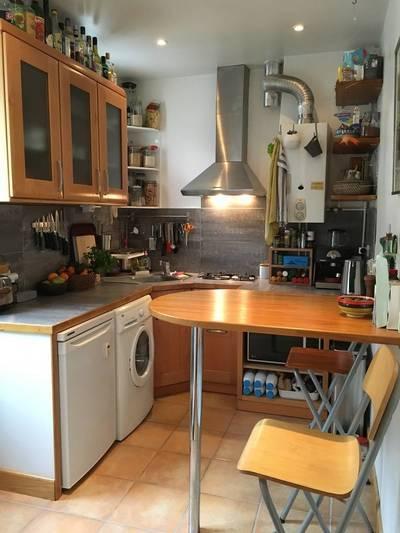 Location meublée studio 27m² Paris 4E - 1.150€