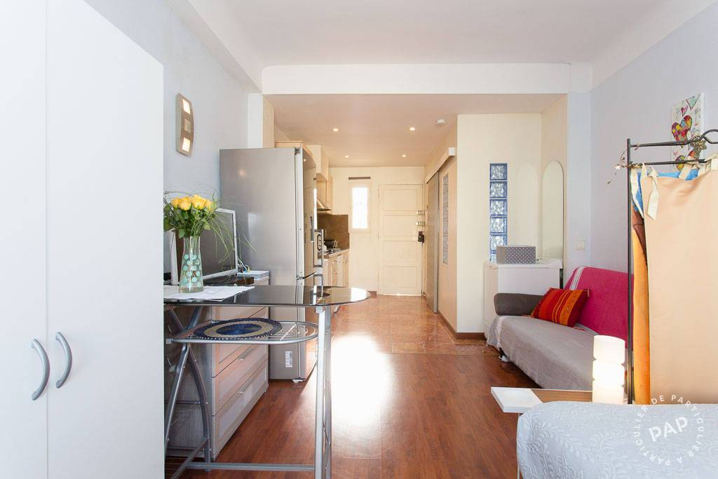 Location Appartement Cannes (06) 25m² 700€