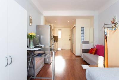 Location meublée studio 25m² Cannes (06) - 650€