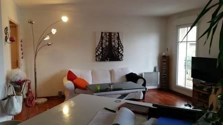 Location meublée appartement 3pièces 64m² Carrieres-Sous-Poissy (78955) - 1.090€