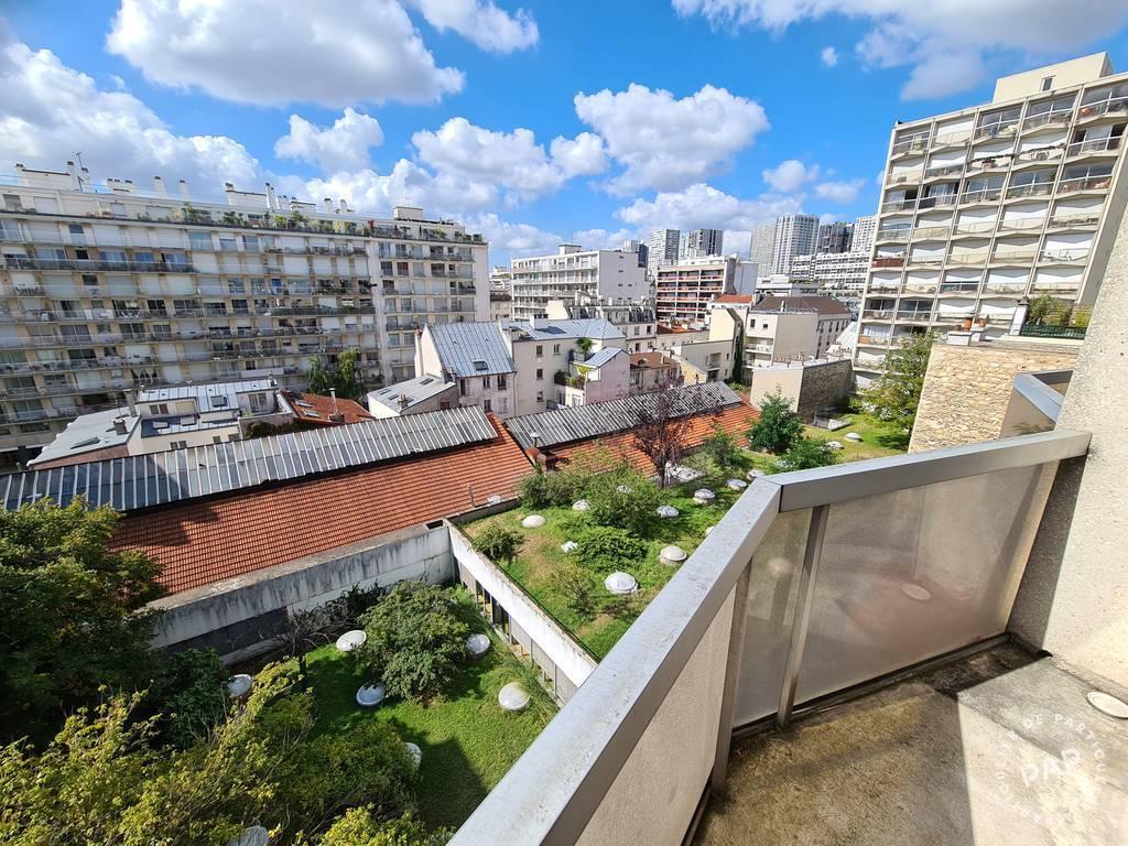Location Appartement Paris 15E 26m² 1.195€
