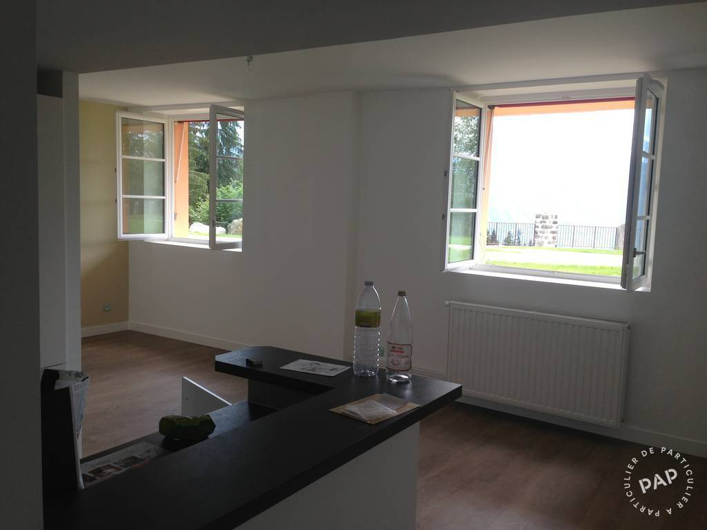 Location Appartement Passy (74) 61m² 720€