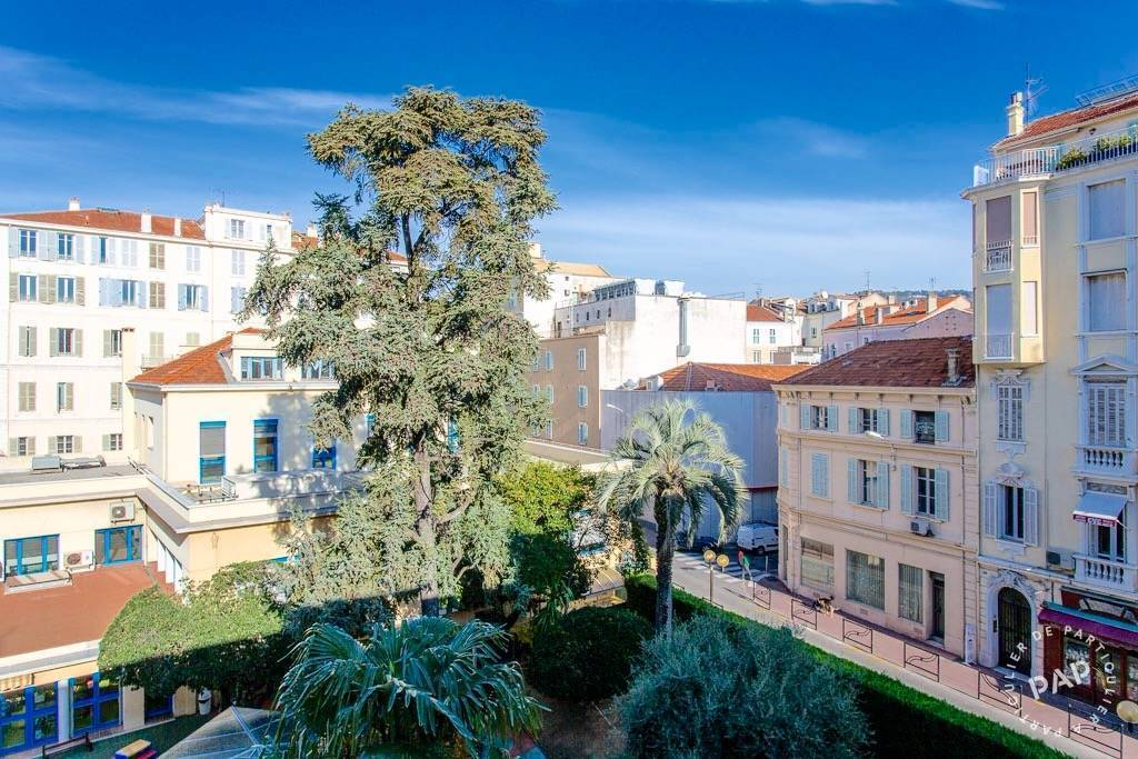 Location Cannes (06) 25m²
