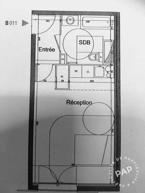 Location Appartement Cergy (95) 31m² 750€