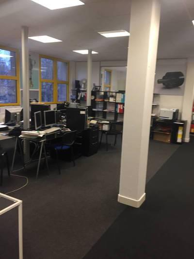 Location bureaux et locaux professionnels 216m² Bagneux (92220) - 2.166€