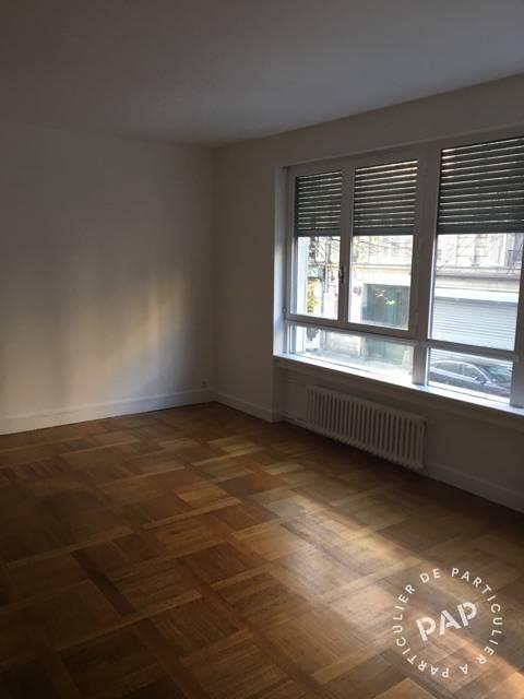 Location Appartement 2 pièces Paris 16e
