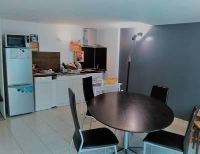 Location meublée appartement 2pièces 33m² Conflans-Sainte-Honorine (78700) - 820€
