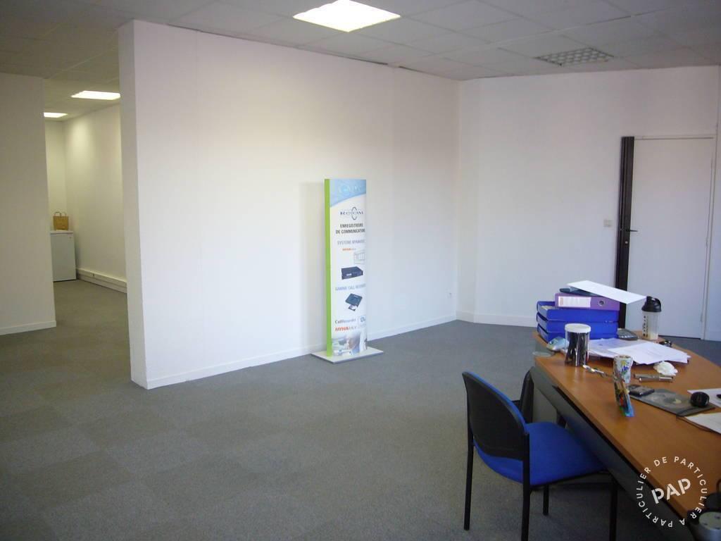 Location Bureaux et locaux professionnels Saint-Ouen (93400) 81m² 1.175€