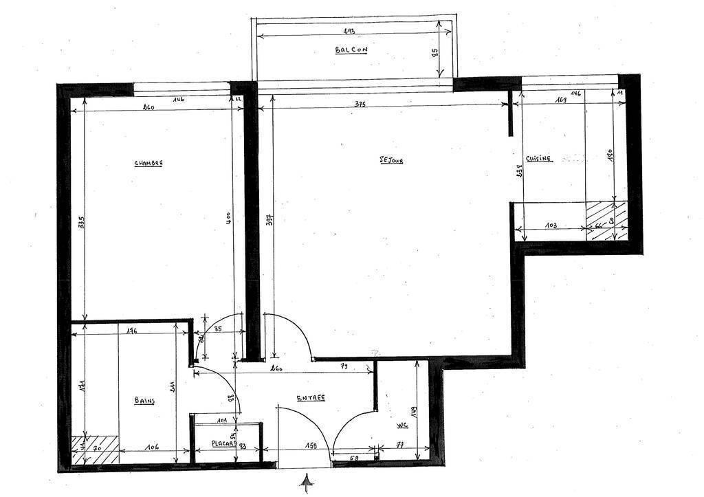 Appartement 37m²