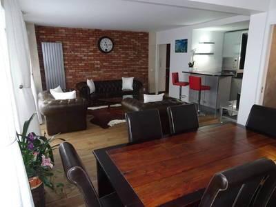 Location meublée appartement 2pièces 66m² Paris 5E - 2.350€