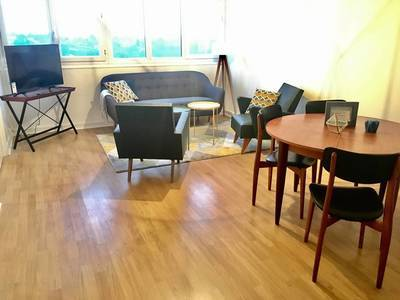 Location meublée chambre 10m² Nantes (44) - 380€