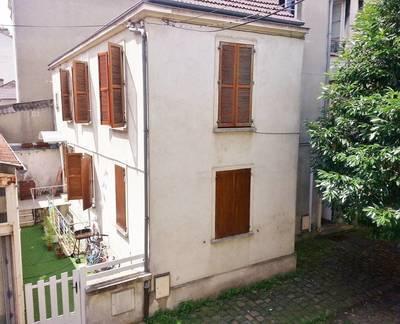 Location appartement 3pièces 53m² Aubervilliers (93300) - 1.040€