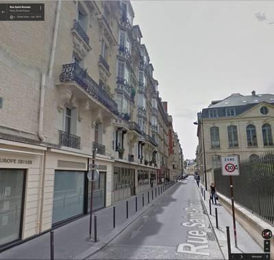 Location garage, parking Paris 6E - 195€