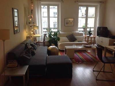 Location meublée chambre 10m² Paris 3E - 883€