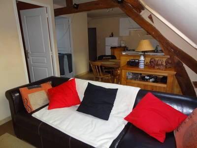 Location appartement 2pièces Pontarme (60520) - 590€