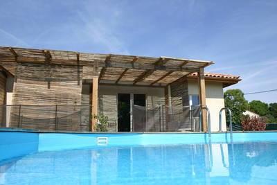 Location meublée maison 95m² Saint-Genies-De-Fontedit (34480) Villeneuve-lès-Béziers