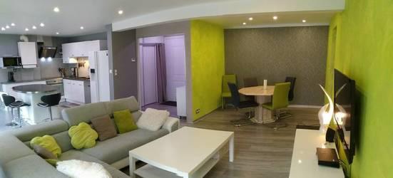 Location appartement 3pièces 83m² Bar-Le-Duc (55000) Veel