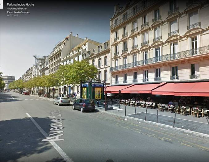 Location garage parking paris 8e 185 de particulier particulier pap - Location garage paris 15 ...