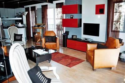Location meublée maison 90m² Collobrieres (83610) - 1.100€