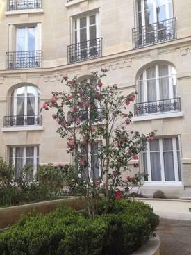 Location meublée appartement 3pièces 35m² Paris 16E - 1.200€