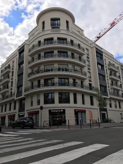 Location meublée bureaux et locaux professionnels 22m² Levallois-Perret (92300) - 1.040€