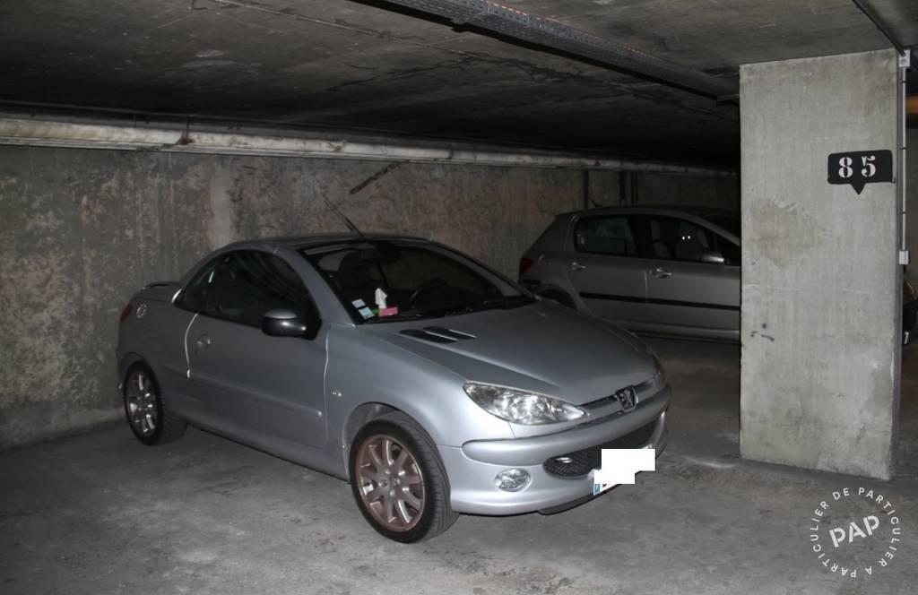 Location Garage, parking Paris 15E  130€