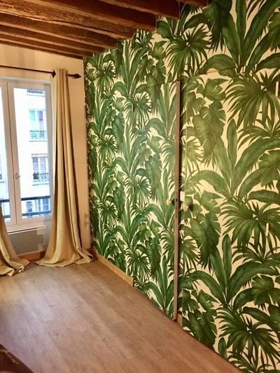 Location meublée studio 32m² Paris 20E - 1.105€