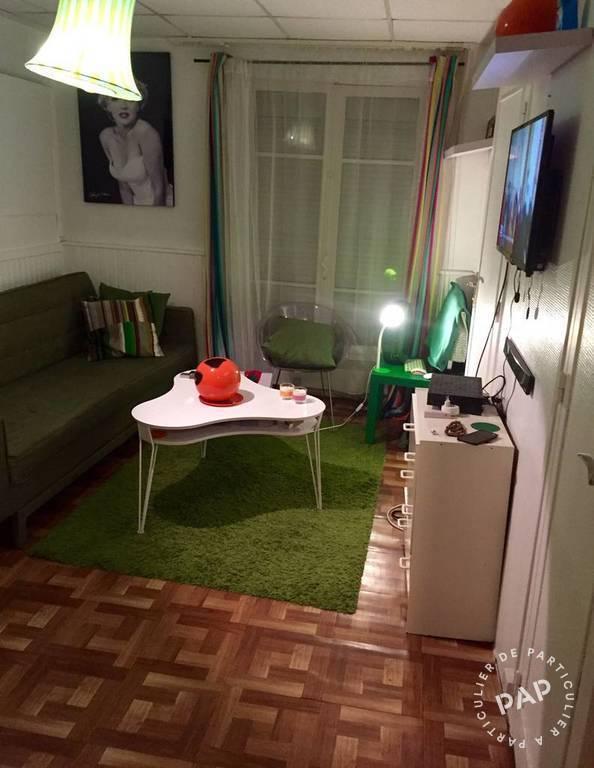 Location appartement studio Villeneuve-la-Garenne (92390)