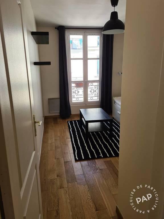 Location Appartement Paris 18E 24m² 800€
