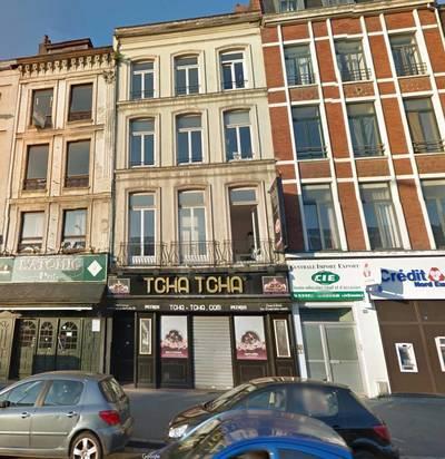 Location appartement 2pièces 24m² Lille (59) - 350€