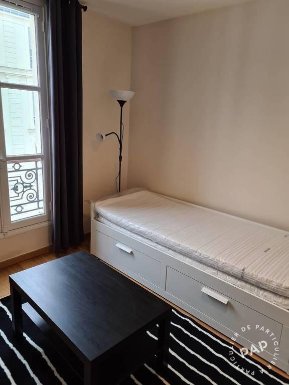 Location immobilier 800€ Paris 18E